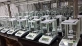Fabricación y venta de auto calibración externa interna de Precision Balanza analítica (0-220g/0.1mg)