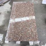 La plus petite dentelle granite rouge / G687 Petite dalle