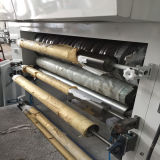 China Máquina de PVC industriales de plástico Película seca que lamina