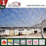 熱い販売の測地線ドームのテントの半分球のテント