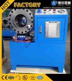 Máquina de friso da mangueira hidráulica energy-saving dos fornecedores de China/máquina de friso usada Dx-68 da mangueira hidráulica