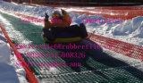 옥외 맞물리는 안전 Antislip 고무 지면 매트 도와