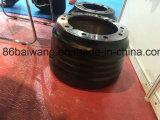 Tamburo del freno (3600A/3600AX) per il semirimorchio del Gunite