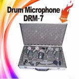 Microfono multifunzionale del timpano collegato professionista dello strumento musicale DRM-7
