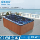 Spécial Design Outdoor Whirlpool Massage Swim Piscine SPA (M-3337)
