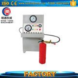 Machine de remplissage d'azote de remplissage de N2 de remplissage d'azote d'extincteur de qualité