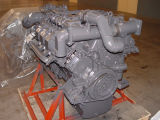 De Gekoelde Dieselmotor Bf6m1015 van Deutz Water