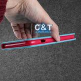 iPhone 6 Plusのための革Card Slot Holder Flip TPU Back Cases