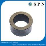 De gesinterde Ringen van de Magneet van het Ferriet Anisotrope Veelpolige voor de Ventilator van de Motor