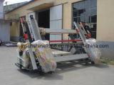 Машина алюминия 4 головная угловойая гофрируя для алюминиевой делая машины