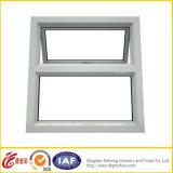 PVC en gros de qualité/guichet de glissement en aluminium