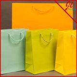 Euro sac à provisions mat de papier d'emballage