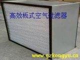 Panel Filter Element for Centrifugl