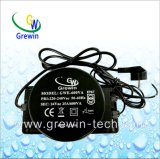 400W 12V Toroidal Waterdichte Transformator met de Goedkeuring van Ce