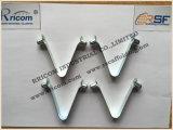 Clous de tuyau d'échafaudage Ressort de ressort Clip V Forme Ressort
