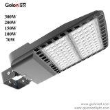 Fabrica Alto Calidad Aluminio 130lm/W del sensor de célula fotoeléctrica Farola exterior IP65 de 200W LED 150W
