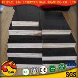 El negro de Linyi/el Shuttering hecho frente película impermeable/película del infante de marina/del concreto de Brown hicieron frente a la madera contrachapada