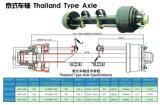 Semi asse del rimorchio - tipo asse 13t 20t della Tailandia