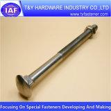 Fabricante de China A4 316 Pernos de acero con tuerca