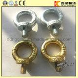 Hardware van het optuigen galvaniseerde de Gesmede Bout van Nut&Eye van het Oog DIN582 &580