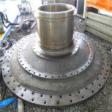Tamanho da tampa da extremidade de moinho de esferas de peças de fundição