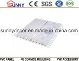 A impressão do PVC da alta qualidade apainela o painel de parede do teto da impressão de /PVC feito em China