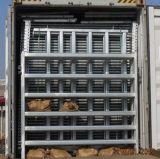 熱い販売の電気農場の太陽に囲うことの家畜の携帯用牛パネル、馬の塀の活性化剤