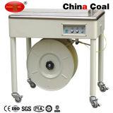 Table haute semi-automatique de la machine de cerclage de film de palette