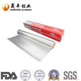 Papel de aluminio de la cocina para el envasado de alimentos