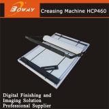 Máquina de perfuração vincando de contabilização Hcp460 do papel do escritório 750sheets/H 460mm do anúncio de Boway