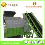 Máquina de Reciclagem de Cabo Assentada para o Canadá