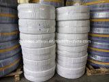 Anneau de fil en acier en PVC Netiing Industrail flexible d'eau de l'irrigation