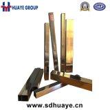 De koudgewalste Pijp van het Staal voor Decoratie en Bouwmateriaal