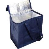 زرقاء [نون-ووفن] مبرّد حقيبة مع سحاب