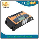 10 contrôleur solaire manuel de charge de la haute performance PWM d'ampère