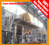Máquina de cilindro de papel de la especialidad
