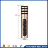 Микрофон радиотелеграфа Bluetooth Karaoke