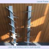 4 / 5mm Nashiji Vidrio en Louver Glass con Grind Edge