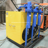 Máquina semi automática del moldeo por insuflación de aire comprimido de la botella de 5 galones
