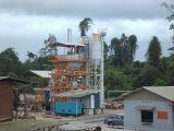 A nova fábrica de mistura de asfalto de 80t/h para venda