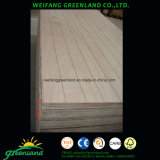 Pintado de contrachapado de ranurado de alta calidad para la decoración de madera contrachapada de ranurado /