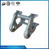 Il acciaio al carbonio del ghisa grigio dell'OEM parte il pezzo fuso per la puleggia di cinghia