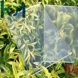 Ultra clair anti-reflet revêtu de verre solaire / verre à faible teneur en fer / verre trempé solaire