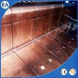 구리와 알루미늄을%s CNC 공통로 펀치 가위 기계