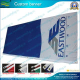 Custom реклама флаг баннер с 160 GSM вращается полиэстер (NF02F09018)