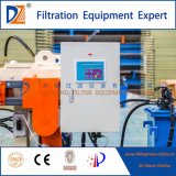 Equipamento de filtração para tratamento de minas e águas residuais
