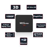 Amlogics Mxq PRO905X 1 ГБ ОЗУ и 8 ГБ ROM телевизор с Android 7.1.2 системы 4K Ultra HD 1080P WiFi с поддержкой HDMI