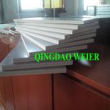 Linha de produção do modelo de construção WPC