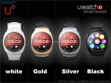Round Smartwatch WiFi Smart Watch com Controle Remoto IR NFC