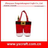 Продукт деталя рождества сумки рождества украшения рождества (ZY15Y070-1-2)